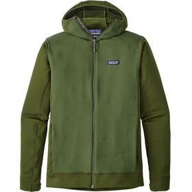 Patagonia M's Crosstrek Hybrid Hoody Glades Green